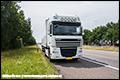 Vrachtwagen betrokken bij ongeval met politiebusje op A58 [+foto's]