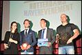 Prijzen uitgereikt tijdens Rotterdams Havenevenement