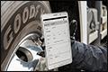 Goodyear lanceert app om service van vrachtwagenbanden te verbeteren in heel Europa