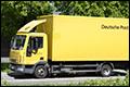Opnieuw staking bij Deutsche Post