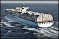 Maersk Line gaat schepen delen met MSC en MOL