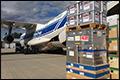 Volga-Dnepr levert 45 ton humanitaire goederen af in Nepal