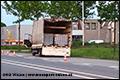 Gestolen vrachtwagen in Weert vol amfetamineafval [+foto]