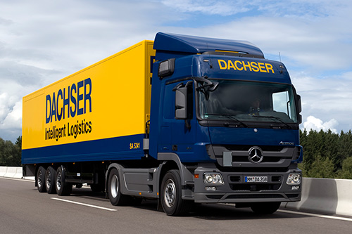 Dachser opent eigen vestiging voor wegtransport in Turkije