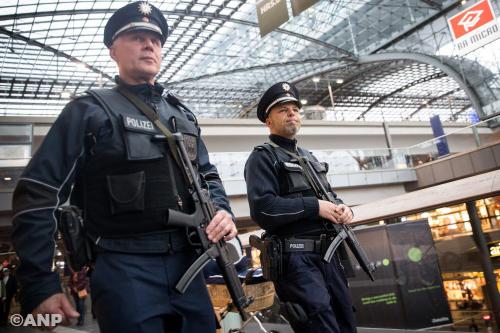 Arrestaties bij Aken vanwege Parijs