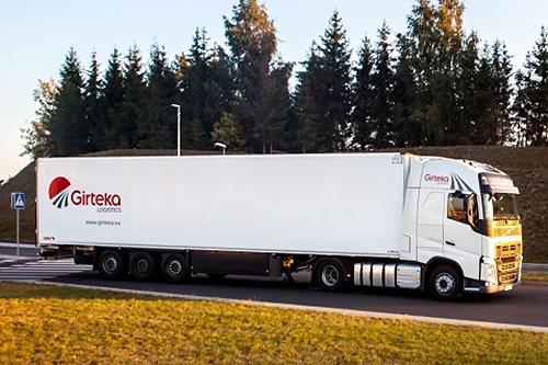 Girteka Logistics koopt 40 procent aandelen in het Deense Thermo-Transit