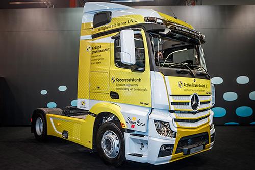 'Safe Truck' voor Simon Loos