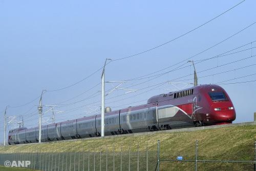 Reizigers Thalys krijgen geld terug