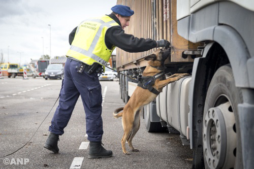 Frankrijk wil strengere grenscontroles EU