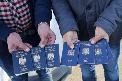 'Dader Parijs in oktober nog in Griekenland geregistreerd'