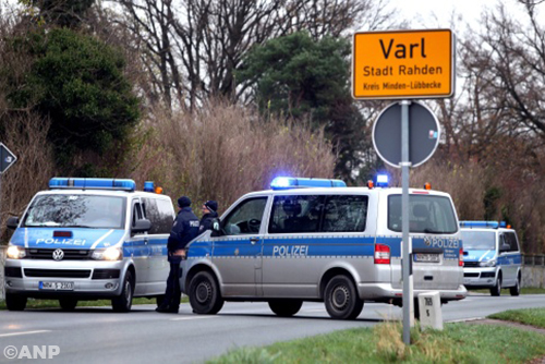 Geen spoor van Salah Abdeslam in Duitsland