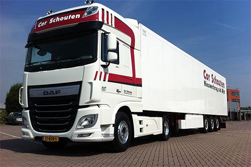 Cor Schouten Internationaal Transport BV failliet verklaard