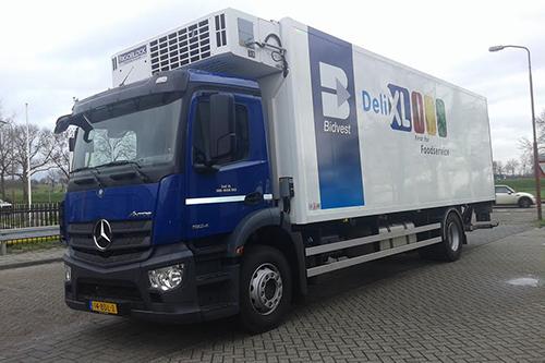 Vier vrachtwagens van Bidvest Deli XL gestolen in Nieuwegein [update!]
