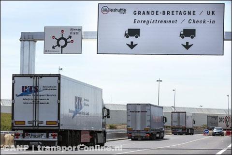 Incident in Eurotunnel zorgt weer voor vertragingen