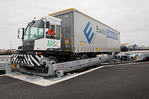 Ewals Cargo Care start op nieuwe spoorverbinding Calais - Le Boulou