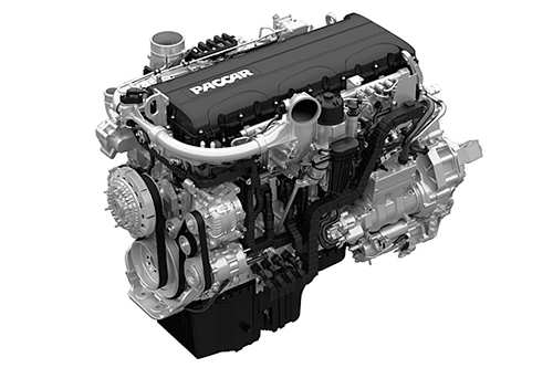 PACCAR introduceert PACCAR MX-11-motor in Noord-Amerika