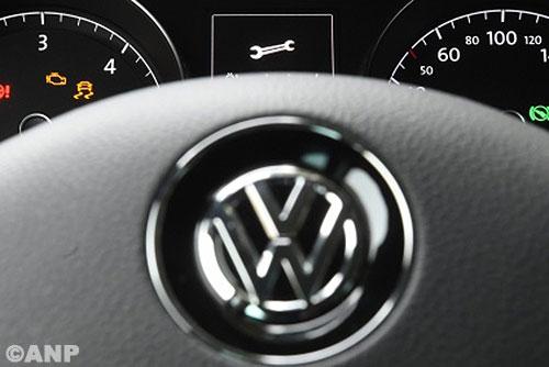 VW: ook verdachte software in nieuwe auto's