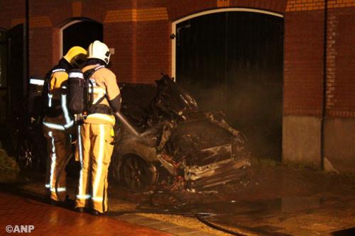 Meer info over dader autobranden GL-raadslid Harold Halewijn
