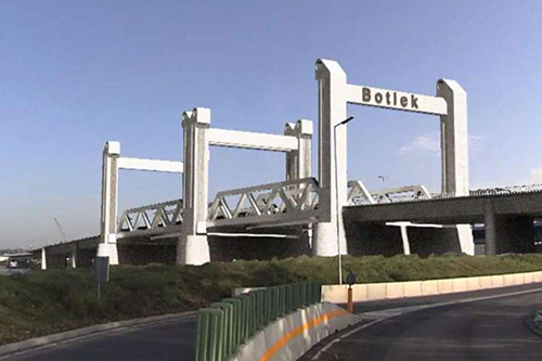 Botlekbrug opengesteld voor verkeer richting Maasvlakte