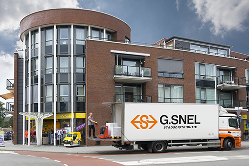 G. SNEL neemt winkeldistributie ANWB over