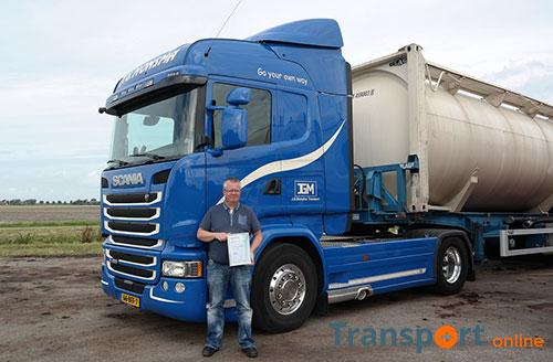 Keurmerk Transport & Logistiek voor Jan Gerrit Monsma Transport uit Tzummarum