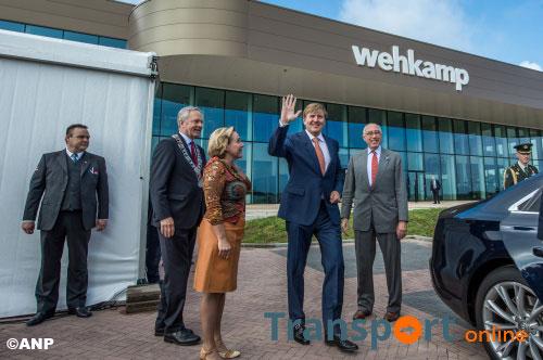 Wehkamp opent megadistributiecentrum