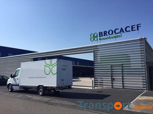 Thermo King Transportkoeling introduceert volledig GDP gecertificeerde bakwagen op de BedrijfsautoRAI