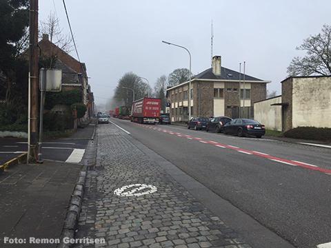 Vooralsnog geen blokkades in België
