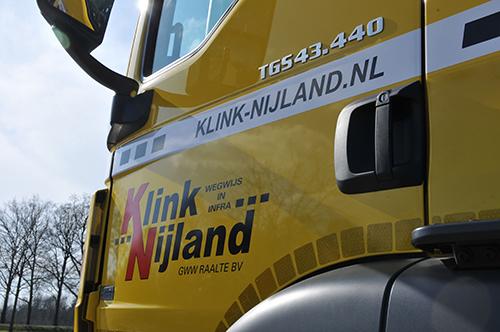 Veelzijdige MAN TGS 8x8 WS voor Klink Nijland