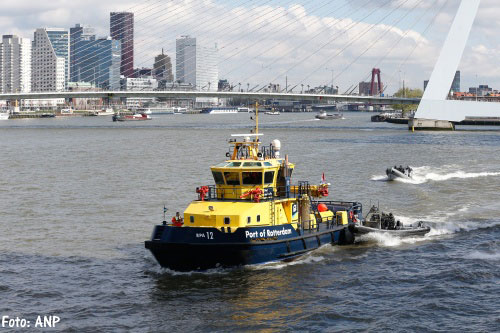 Haven Rotterdam ontkent Australische plannen