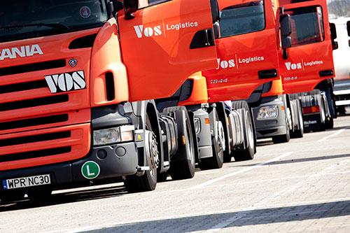 Winst voor Vos Logistics in 2015 verder toegenomen