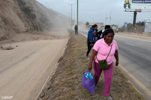Meer dan 230 doden bij aardbeving Ecuador