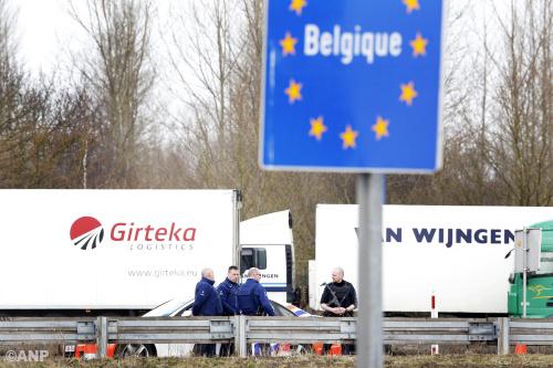 Vanaf 22:00 uur blokkade-acties op belangrijke verkeersaders Wallonië [+video]