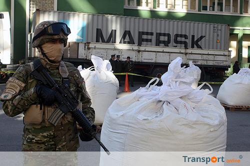 Ruim zeven ton cocaïne onderschept in vrachtwagens in Bolivia