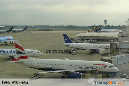 Meer passagiers maar minder vracht voor Brussels Airport