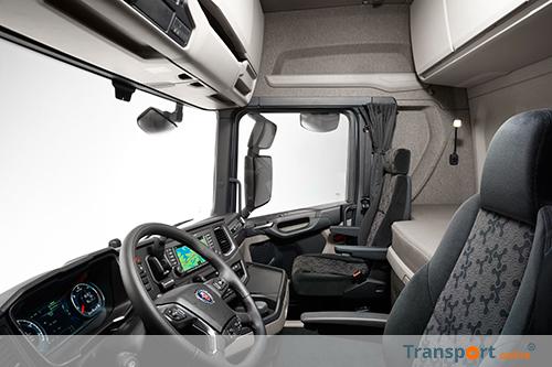 De nieuwe cabines van Scania: combinatie van ergonomisch design en comfort