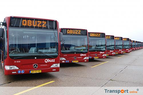 Qbuzz start met pinnen in de bus