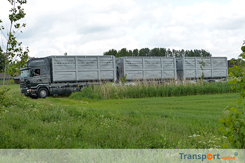 Bijzondere Scania R450 6x2 als ecocombi voor SB Trans