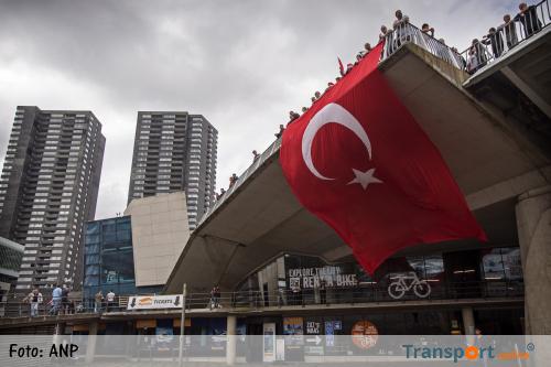 Onderzoek naar bedreigingen Turken Rotterdam