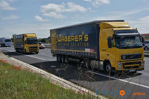 Zonnige halfjaarcijfers Waberer's resulteren in salarisverhoging voor chauffeurs