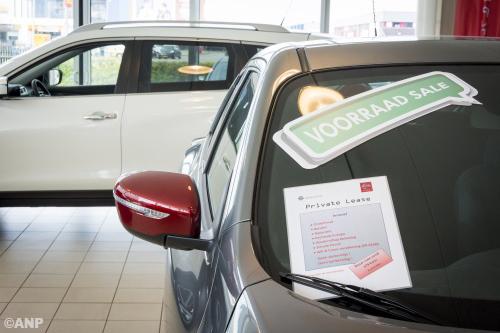 Einde autolening tegen nul procent rente