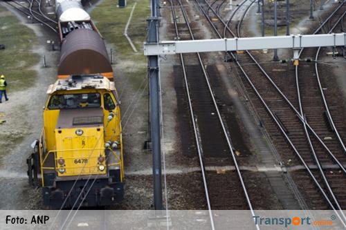 Utrecht: te veel gevaarlijke stoffen via het spoor