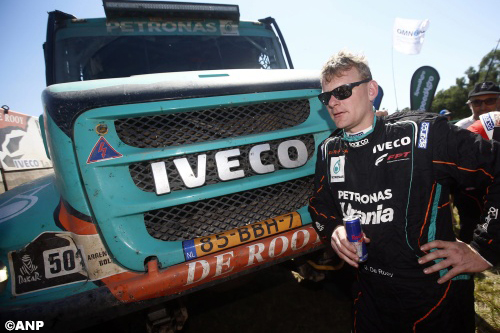 Gerard de Rooy wint Dakar PreProloog Valkenswaard [+foto's&video]