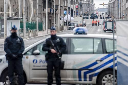 Zes terreuraanslagen in België verijdeld
