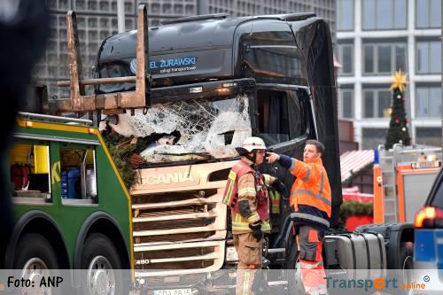 Poolse vrachtwagenchauffeur vermoedelijk doodgeschoten