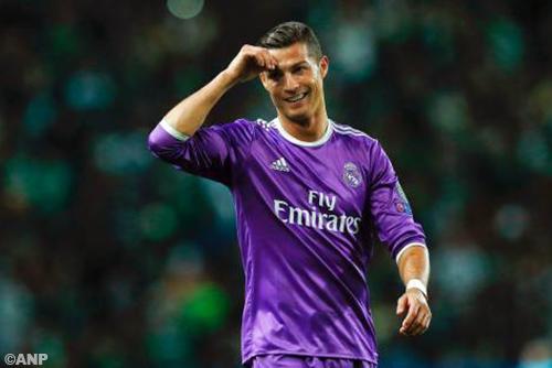 'Cristiano Ronaldo ontweek 35 miljoen aan belasting'