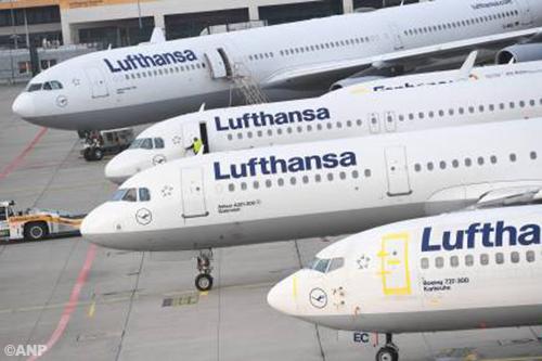 Pilotenbond weer om tafel met Lufthansa