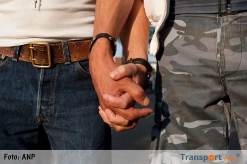 Homo's mishandeld op straat in Amsterdam