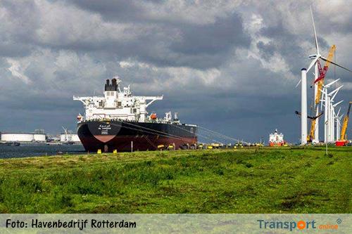Rotterdamse haven wil koploper zijn in de energietransitie
