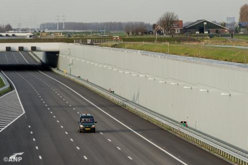 Nieuwe A4 gaat vijf weekeinden dicht